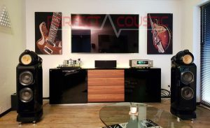 wall photo-Decorative acoustic panels