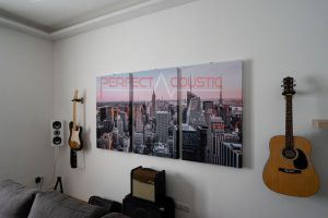 wall photo acoustic panels